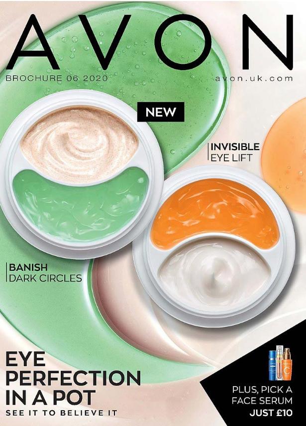 Avon Campaign 6 2020 UK Brochure Online