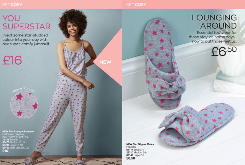 Avon Campaign 7 2020 UK Brochure Online - star lounge wear