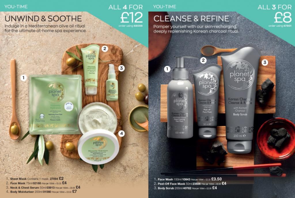 Avon Campaign 7 2020 UK Brochure Online - planet spa