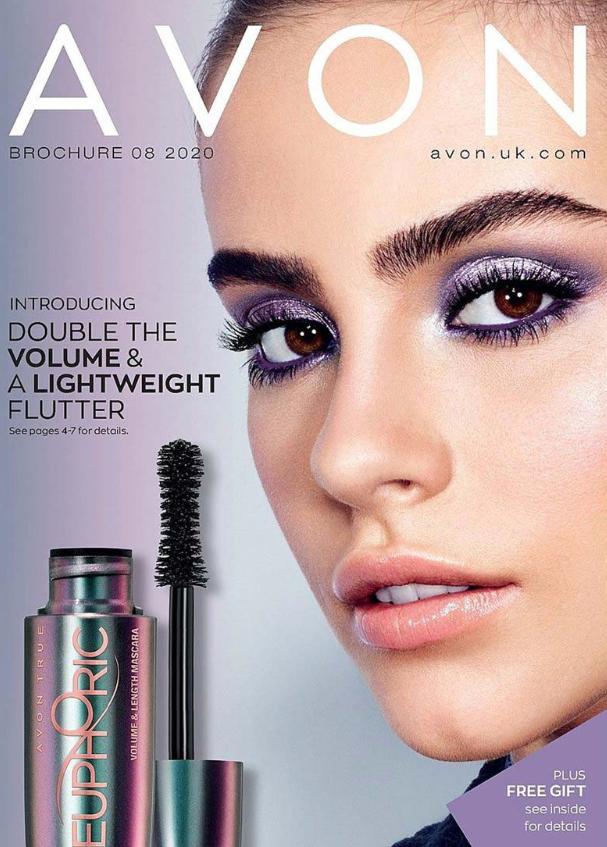 Avon Campaign 8 2020 UK Brochure Online