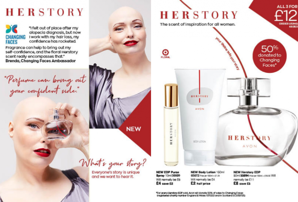 Avon Campaign 9 2020 UK Brochure Online - HerStory perfume