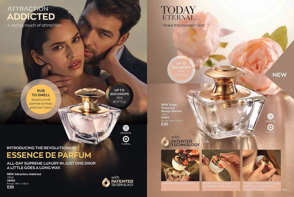 Avon Campaign 10 2020 UK Brochure Online - Today Eternal Fragrance