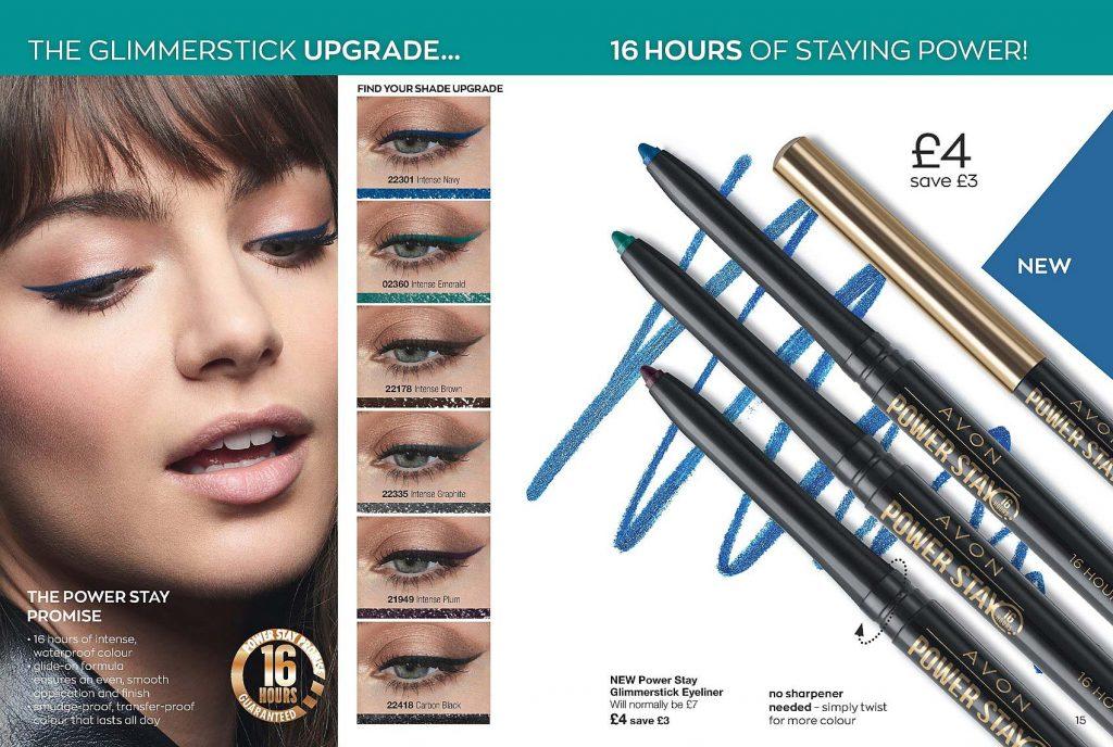 Avon Campaign 10 2020 UK Brochure Online - Glimmersticks