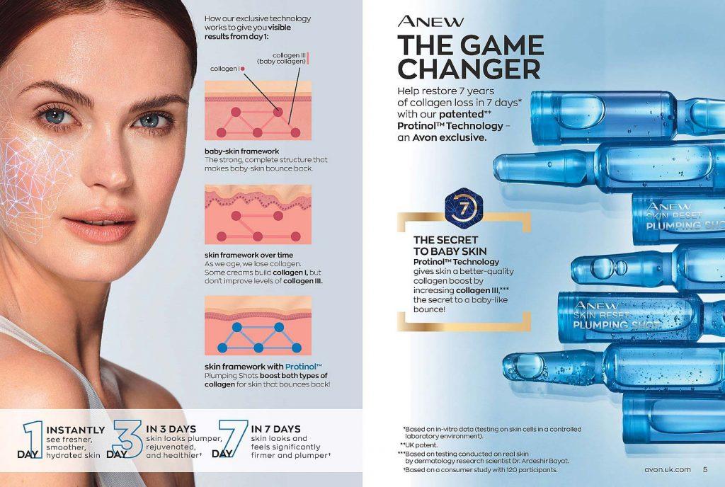 Avon Campaign 10 2020 UK Brochure Online - Protinol