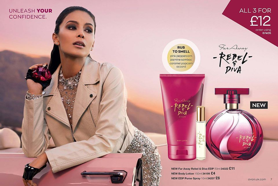 Avon Campaign 12 2020 UK Brochure Online - far away rebel diva