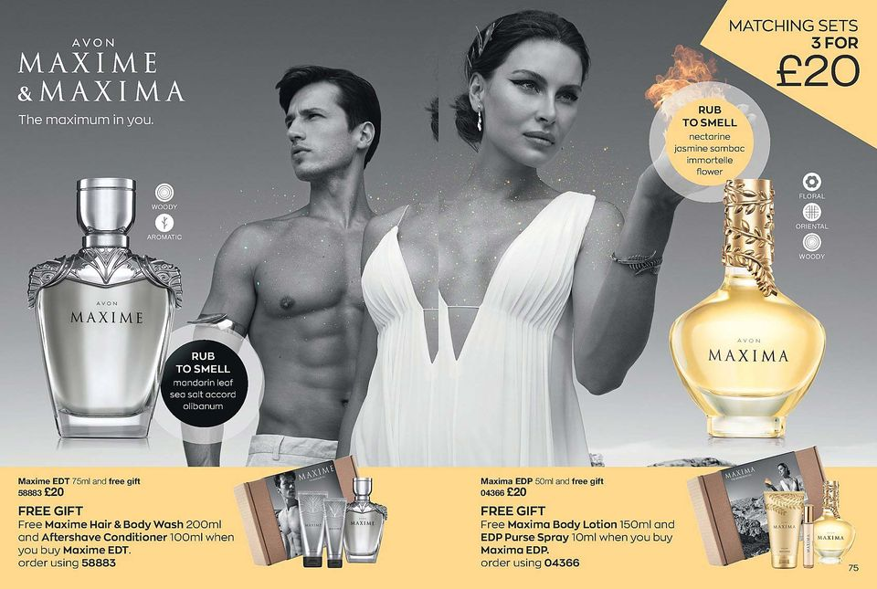 Avon Campaign 13 2020 UK Brochure Online - fragrance