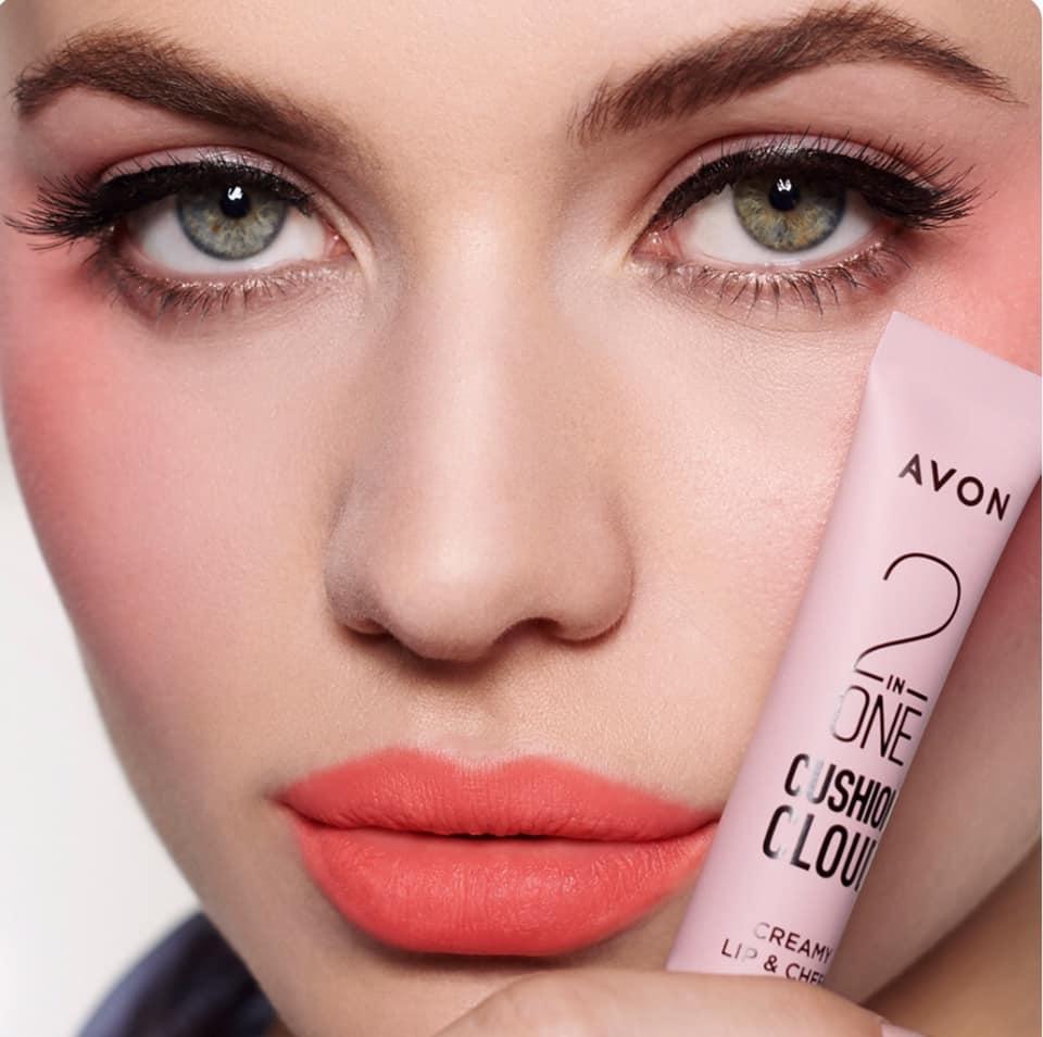 Avon Campaign 14 2020 UK Brochure Online - lip and cheek cushion