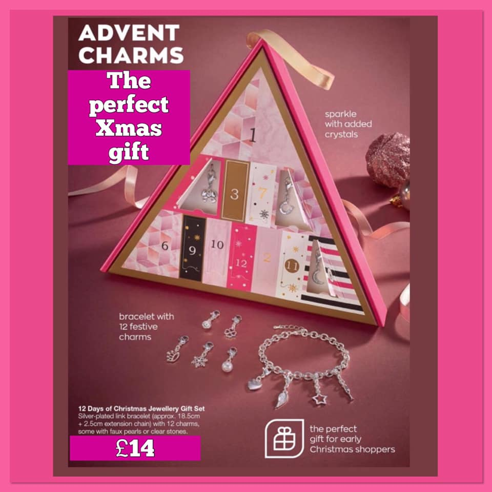 Avon Campaign 14 2020 UK Brochure Online - advent charms