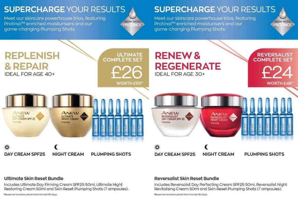 Avon Campaign 14 2020 UK Brochure Online - Anew sets