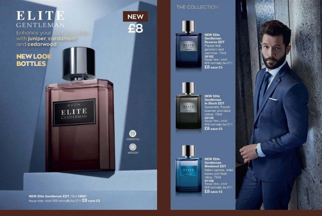 Avon Campaign 14 2020 UK Brochure Online - Elite Gentleman