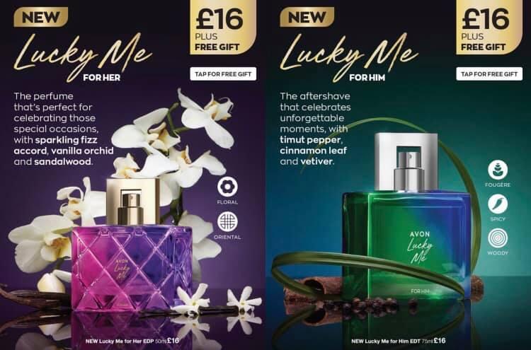 Avon Campaign 15 2020 UK Brochure Online - Lucky Me