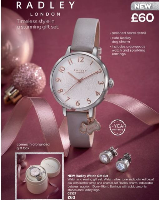 Avon Campaign 16 2020 UK Brochure Online - Radley watch