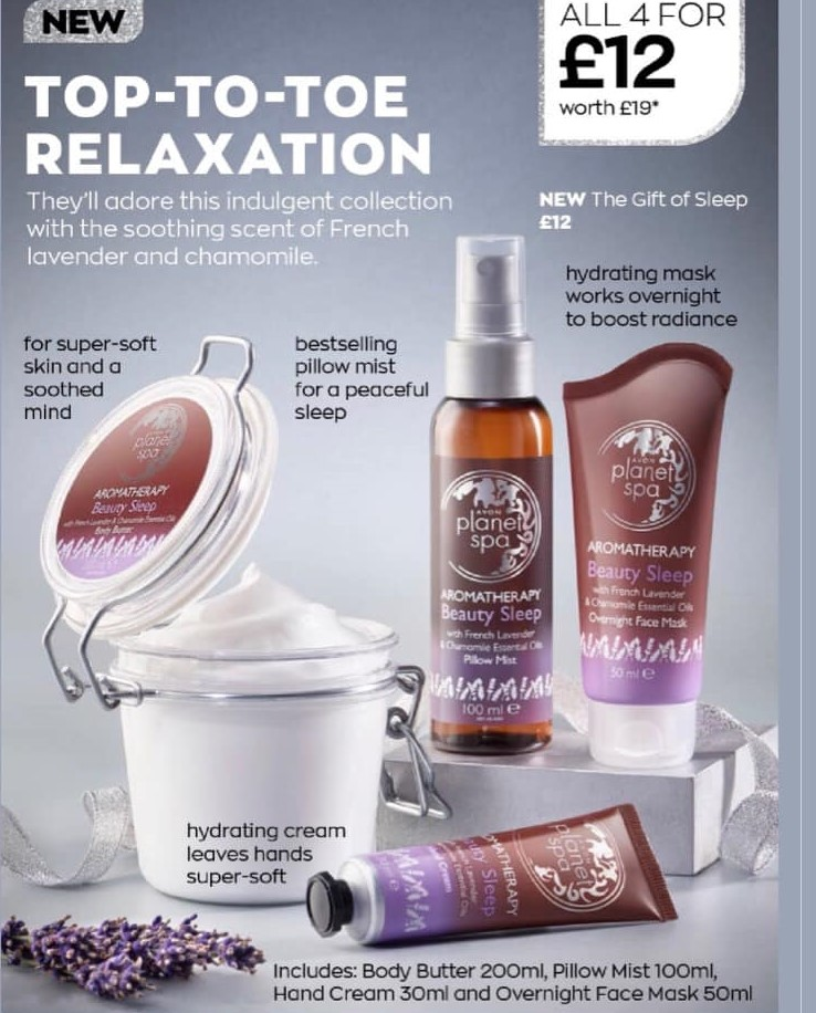 Avon Campaign 16 2020 UK Brochure Online - Pamper pack
