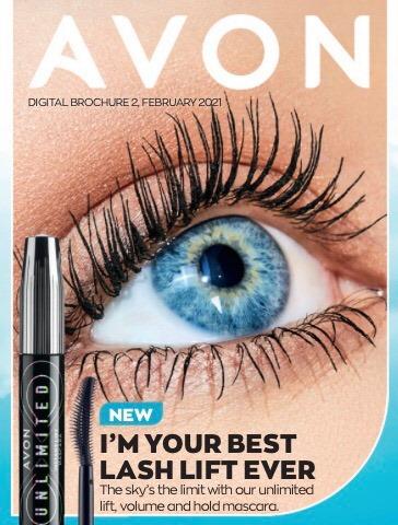 Avon Campaign 2 2021 UK Brochure Online