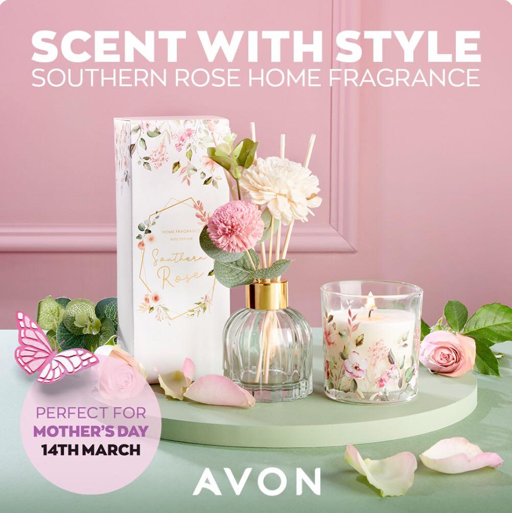 Avon Campaign 3 2021 UK Brochure Online - southern rose home fragrance