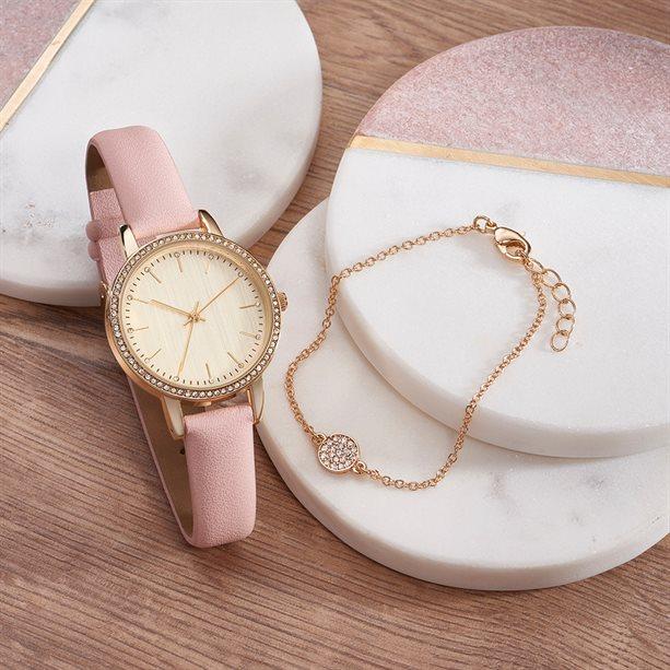 Avon Campaign 3 2021 UK Brochure Online - Juliette watch and bracelet gift set