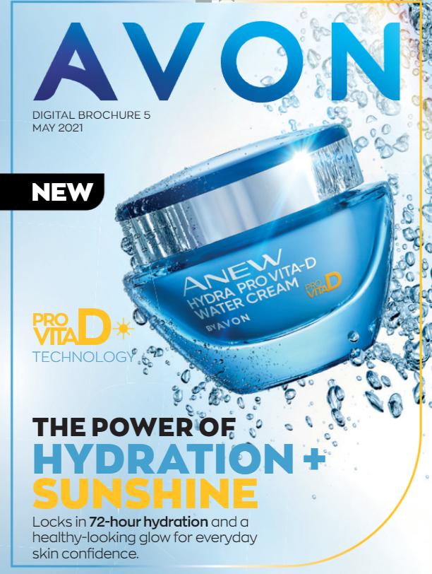 Avon Campaign 5 2021 UK Brochure Online