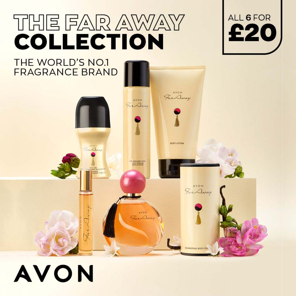 Avon Campaign 5 2021 UK Brochure Online - Far Away Collection