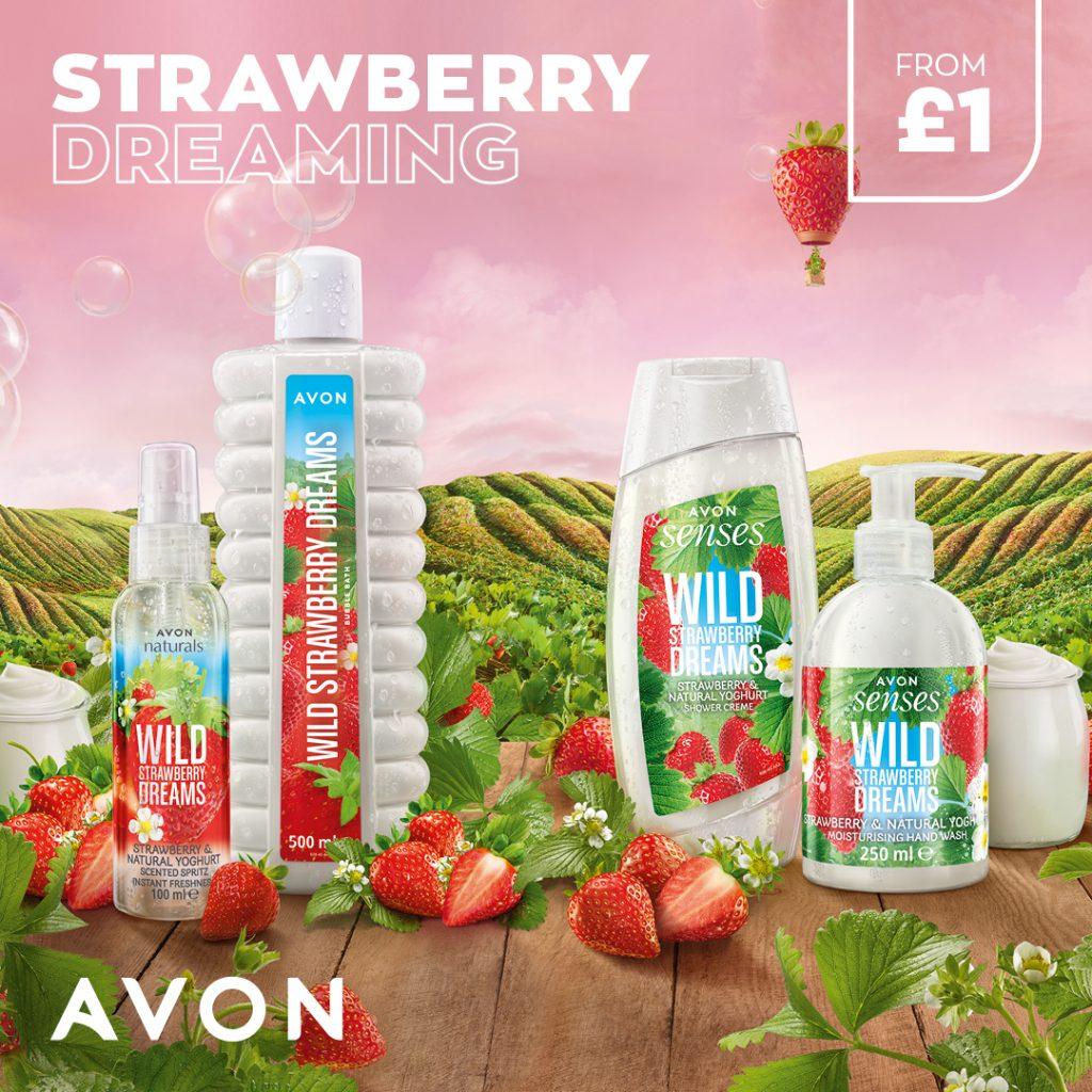 Avon Campaign 5 2021 UK Brochure Online - strawberry bubble bath