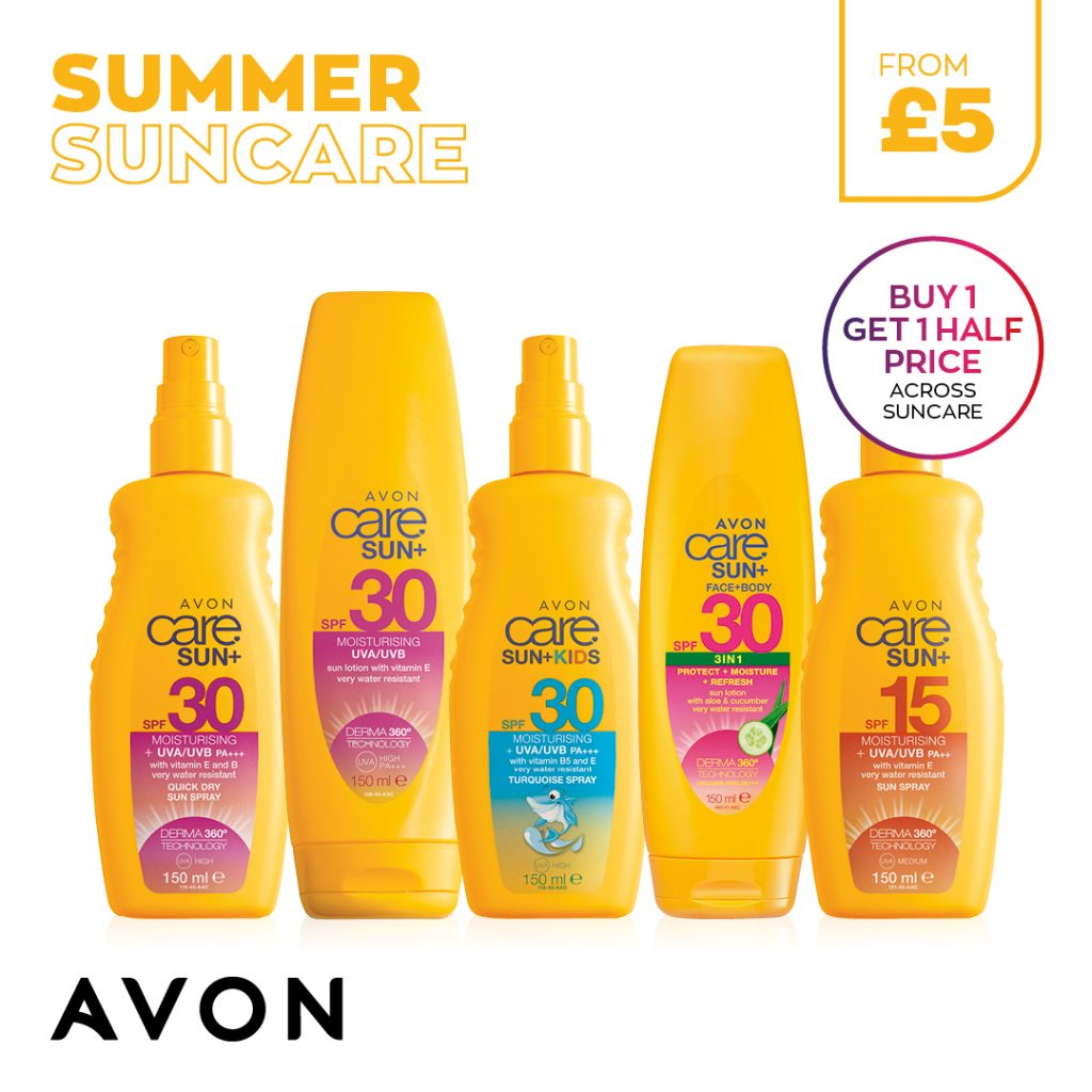 Avon Campaign 5 2021 UK Brochure Online - suncare