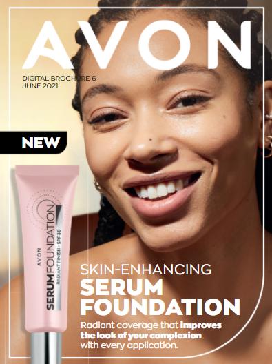 Avon Campaign 6 2021 UK Brochure Online