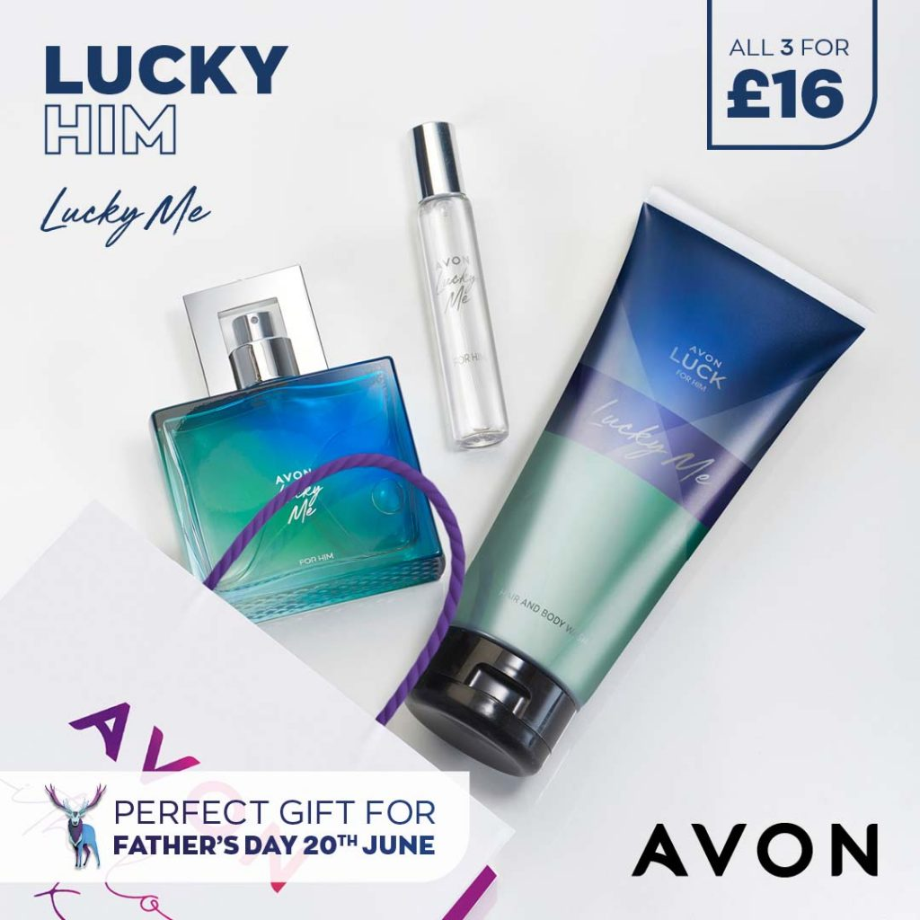 Avon Campaign 6 2021 UK Brochure Online - Lucky Him Aftershave