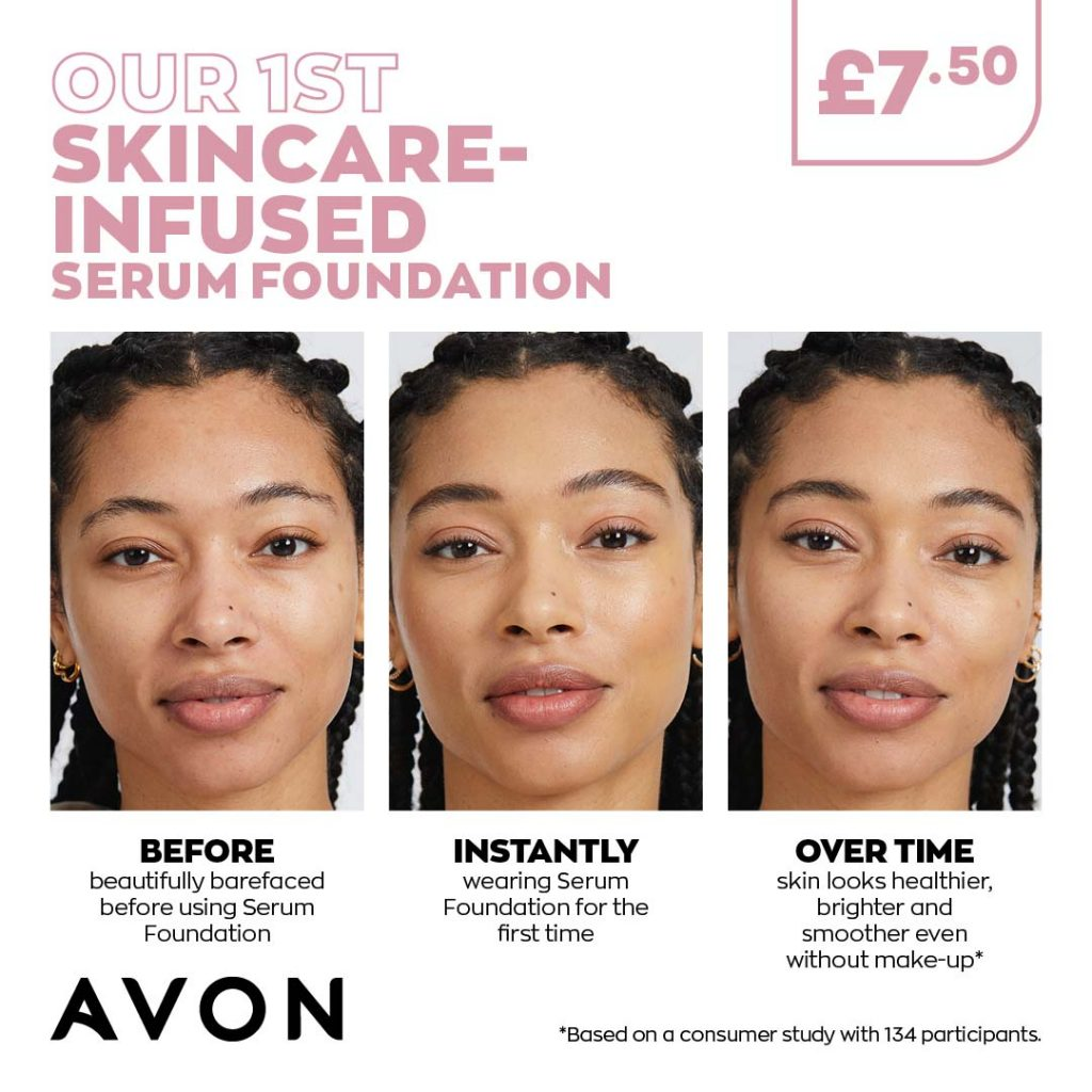 Avon Campaign 6 2021 UK Brochure Online - Serum Foundation