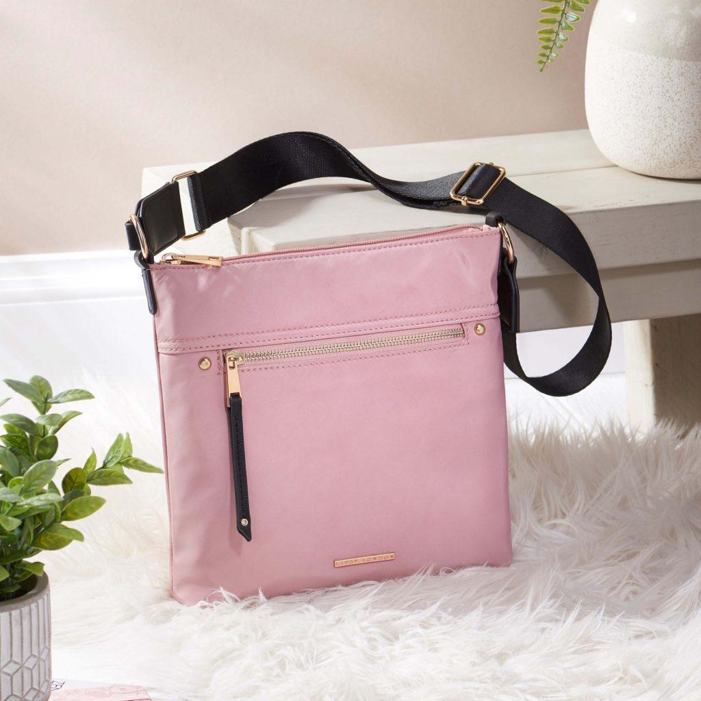 Avon Campaign 6 2021 UK Brochure Online - Lipsy Textile Cross Body Bag