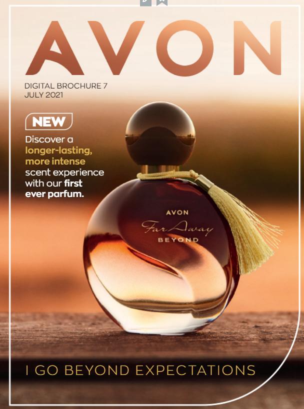 Avon Campaign 7 2021 UK Brochure Online