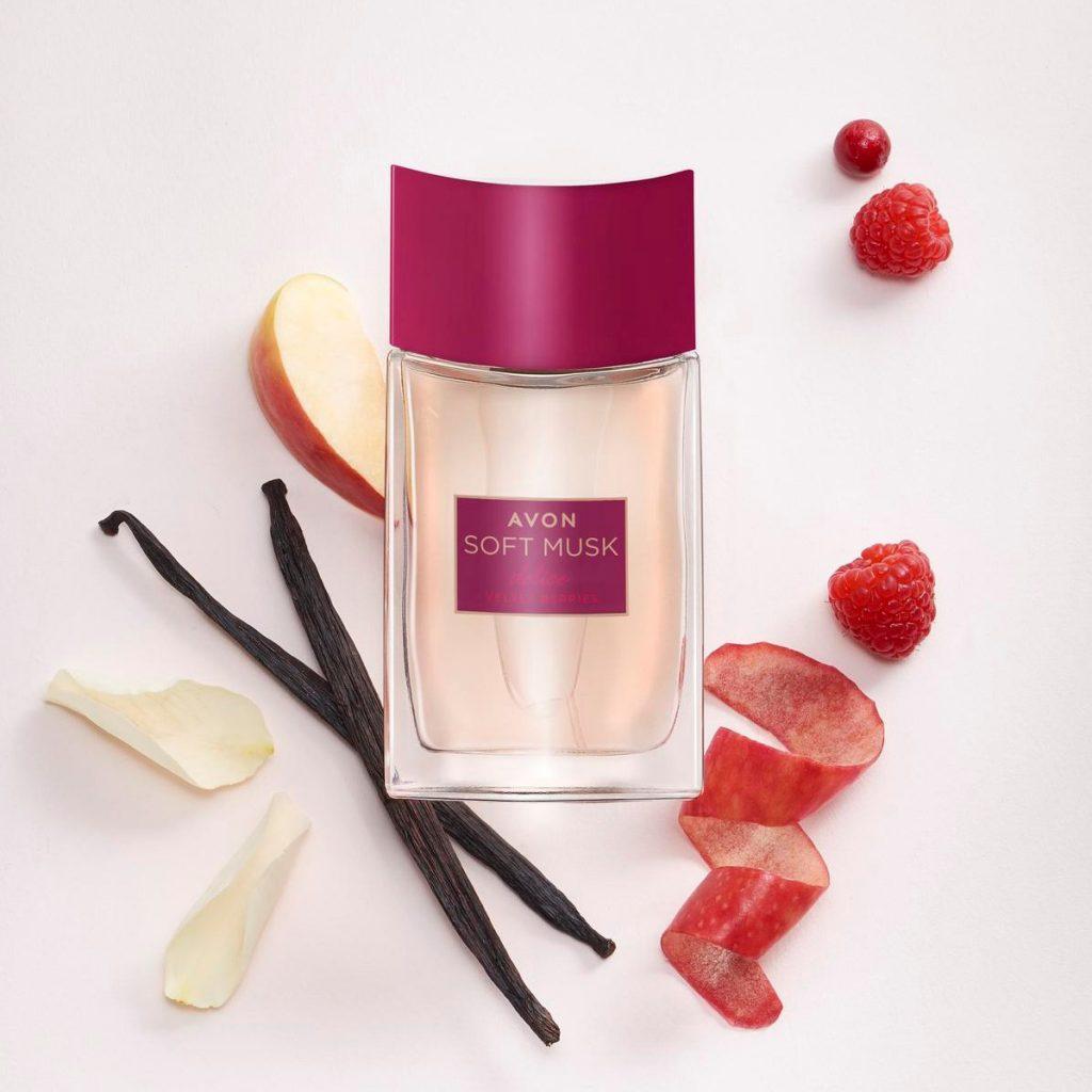 Avon Campaign 7 2021 UK Brochure Online - Soft Musk Delice Velvet Berries