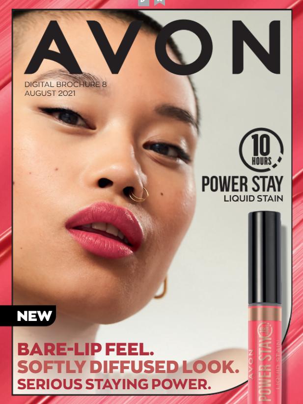 Avon Campaign 8 2021 UK Brochure Online