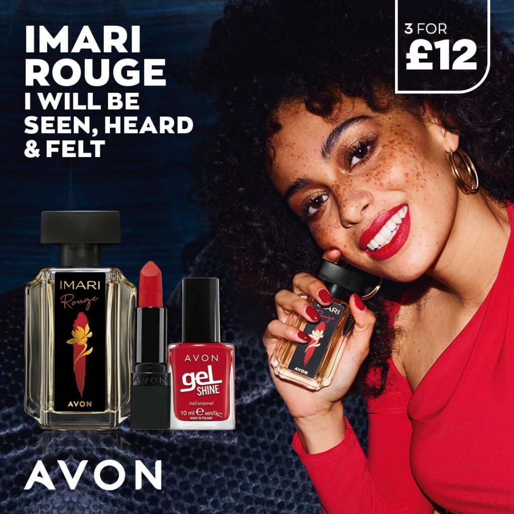 Avon Campaign 8 2021 UK Brochure Online - Imari Rouge