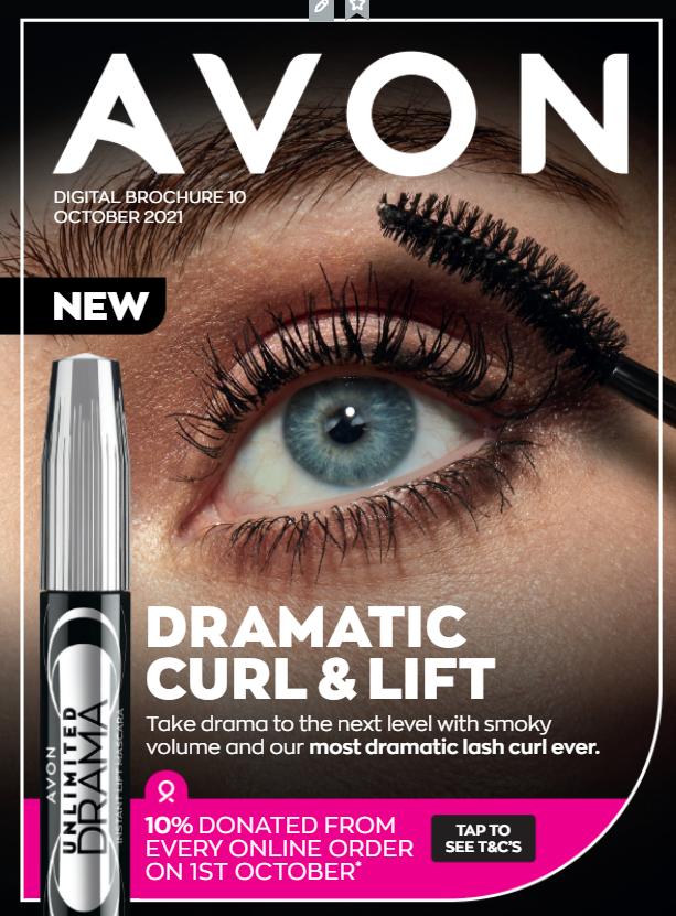 Avon Campaign 10 2021 UK Brochure Online