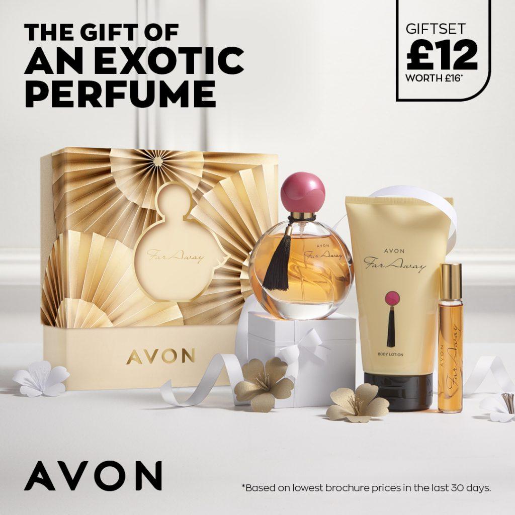 Avon Campaign 10 2021 UK Brochure Online - Far away gift set